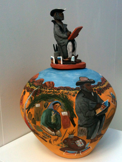 The Hermannsburg Potters, Peter Pinson Gallery (6/6)