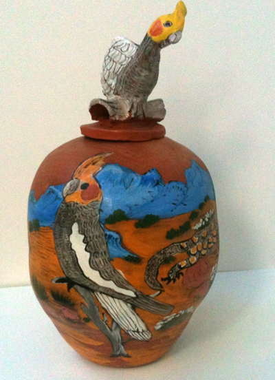 The Hermannsburg Potters, Peter Pinson Gallery (2/6)