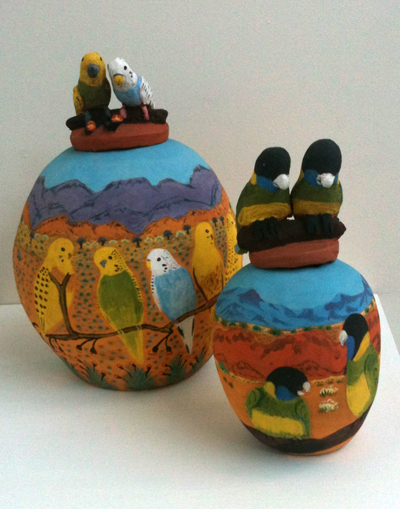 The Hermannsburg Potters, Peter Pinson Gallery (5/6)