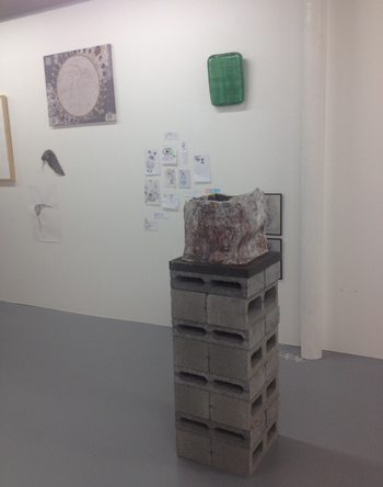 The Democracy of Drawing, AirSpace Projects (3/6)