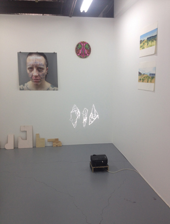 The Democracy of Drawing, AirSpace Projects (4/6)