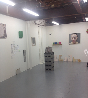 The Democracy of Drawing, AirSpace Projects (5/6)
